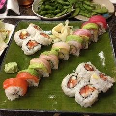 Photo taken at Sushi & Teri by Blu on 9/16/2012