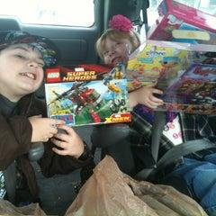 "Photo taken at Toys""R""Us by Edwina L. on 12/30/2012"