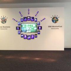Photo taken at IBM by Ian C. on 7/30/2014