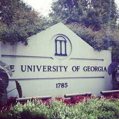 Photo taken at University of Georgia by Frank A. on 9/7/2013