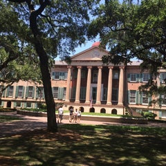 Photo taken at Harrison Randolph Hall, College of Charleston by Sandee on 7/23/2015