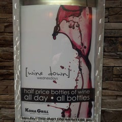 Photo taken at Kona Grill by DineOut C. on 9/20/2012