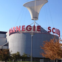 Photo taken at Carnegie Science Center by Connie B. on 9/30/2012