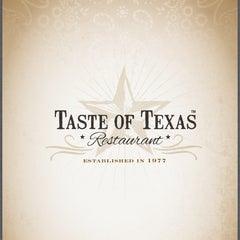 Photo taken at Taste of Texas by CRATEinteriors on 4/17/2013