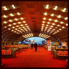 Photo taken at Terminal 2E by Alexander E. on 10/25/2012
