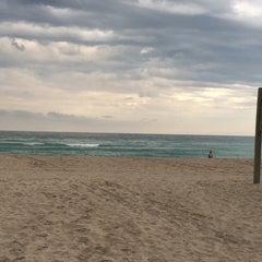 Photo taken at Monaco Beach Resort by Felipe G. on 3/26/2014