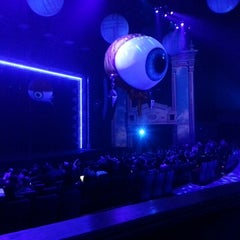 Photo taken at Blue Man Group Theater by Dr. Ann M. H. on 12/26/2012