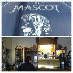 Photo taken at The Mascot Cafe by Hugo S. on 1/5/2013