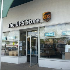 Photo taken at The UPS Store by Nancy S. on 7/29/2013