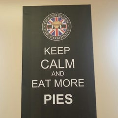 Photo taken at The English Pork Pie Company by Nancy S. on 3/9/2013
