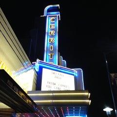 Photo taken at Rialto Cinemas Cerrito by Gabe W. on 11/12/2012