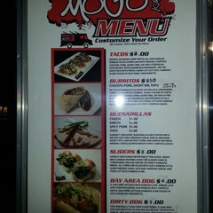 Photo taken at MoGo BBQ by Jim E. on 1/19/2013