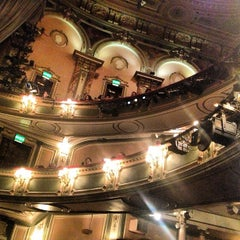Photo taken at Her Majesty's Theatre by JC W. on 3/6/2013