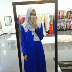 Photo taken at Pearl Haya Gallery by Ainaa H. on 9/26/2015