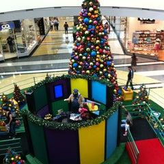 Photo taken at BoaVista Shopping by Sergio M. on 11/15/2012