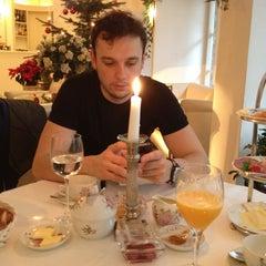 Photo taken at Hotel Opera by Ekaterina L. on 12/26/2012