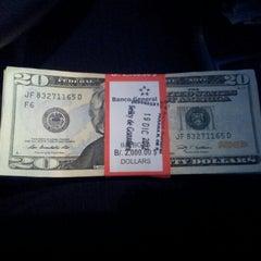 Photo taken at Banco General by Edwin O. on 12/19/2012