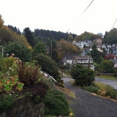 Photo taken at City of Astoria by Megan B. on 10/24/2012