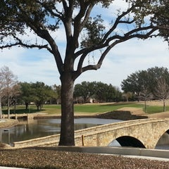 Photo taken at Dallas Country Club by Patrick S. on 2/10/2013