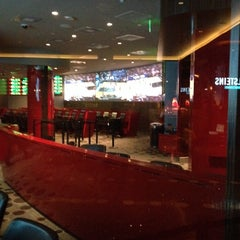 Photo taken at Race & Sports Book by Gar on 12/26/2013