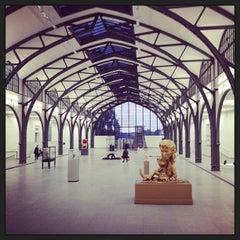 Photo taken at Hamburger Bahnhof - Museum für Gegenwart by Alexander K. on 5/24/2013