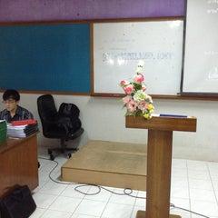 Photo taken at โรงเรียนนวมราชานุสรณ์ จ.นครนายก by Apichai S. on 8/6/2013