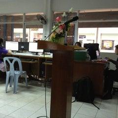 Photo taken at โรงเรียนนวมราชานุสรณ์ จ.นครนายก by Apichai S. on 8/2/2013