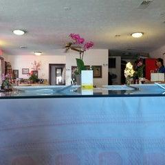 Photo taken at Esan Thai Restaurant by Jordan B. on 10/27/2012