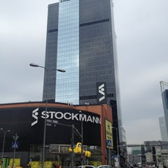Photo taken at Stockmann by Ludmila N. on 4/12/2013