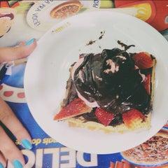 Photo taken at Habib's by Stefani Y. on 10/14/2012