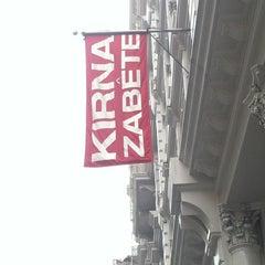 Photo taken at Kirna Zabete by Ikuko W. on 9/9/2013