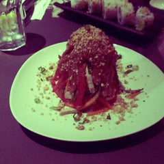 Photo taken at Giraffe Asian Food (ג'ירף) by Lior S. on 11/13/2014