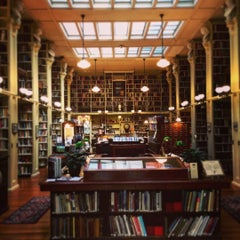 Photo taken at Providence Athenaeum by guillaume D. on 10/20/2015