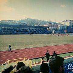 Photo taken at Çankırı Gençlik Hizmetleri ve Spor İl Müdürlüğü by Merve Ö. on 2/22/2015