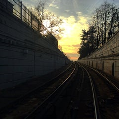Photo taken at SEPTA: MFL 46th Street Station by Joe S. on 4/2/2015