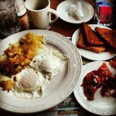 Photo taken at Springfield Diner by Joe S. on 10/29/2012
