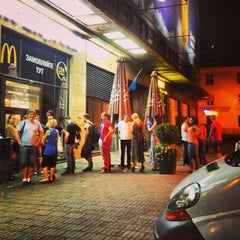 Photo taken at McDonald's by Marta DomiNika Ł. on 7/27/2013