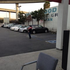 Photo taken at LAX Park Place by Farouq J. on 12/8/2013