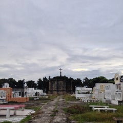 Photo taken at Cabatuan Public Cemetery by Dmitri G. on 7/27/2013