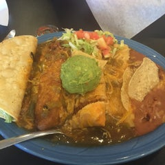 Photo taken at Little Anita's Mexican Food by katy r. on 9/1/2015