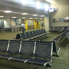 Photo taken at Pensacola International Airport (PNS) by Brian R. on 7/27/2012
