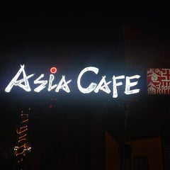 Photo taken at Asia Cafe by Yeh 😍⚽🏀🍻🍔🍱🍣😍 on 6/23/2013