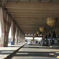 Photo taken at محطة قطار الرياض Riyadh Railway Station by Abdulaziz A. on 9/14/2013