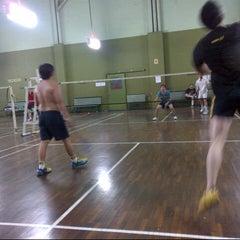 Photo taken at Pola Bugar Sports Club by Sunarto H. on 11/25/2013