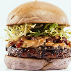 Photo taken at Bachi Burger by Bachi Burger on 6/5/2015