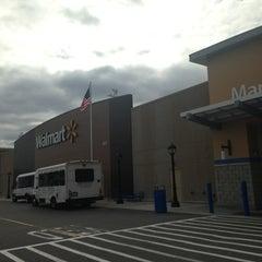 Photo taken at Walmart Supercenter by Ivan K. on 3/8/2013