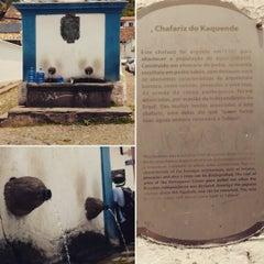 Photo taken at Chafariz Kaquende by Daniel L. on 11/6/2015