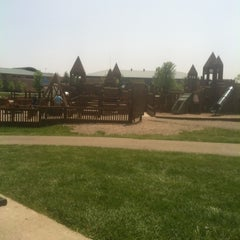 Photo taken at Heritage Park by Troy H. on 5/18/2013