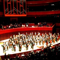 Photo taken at Kimmel Center for the Performing Arts by Dino B. on 12/16/2012