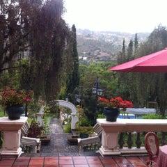 Photo taken at Hacienda Uzhupud by Alexita G. on 6/21/2015